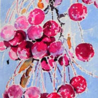 Frozen Berries Gregg Johnson