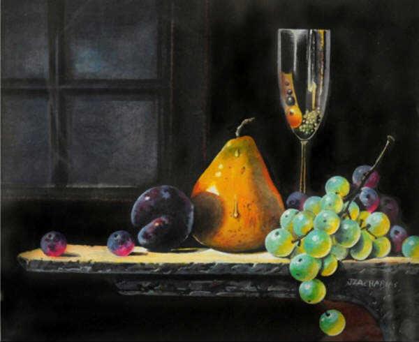 Fruit Of The Vine John Zacharias