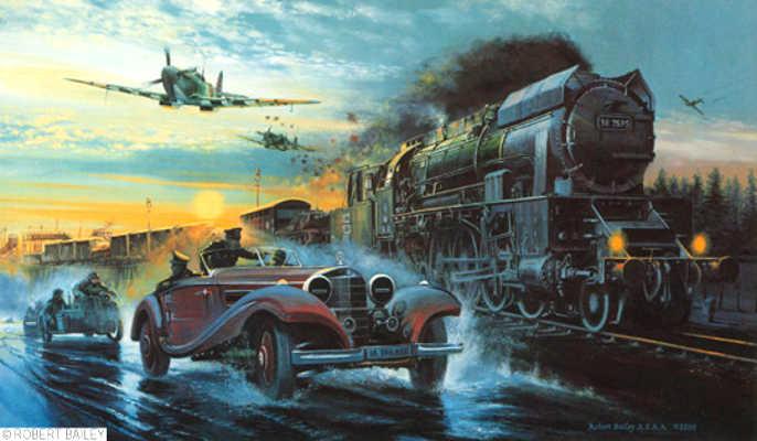 Full Throttle Robert Bailey