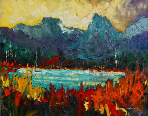 Gap Lake Lois Bauman