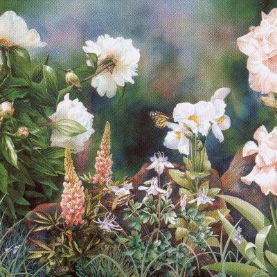 Garden Daydream Arleta Pech