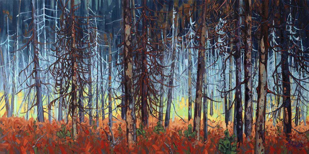 Ghost Forest - Dominik Modlinski