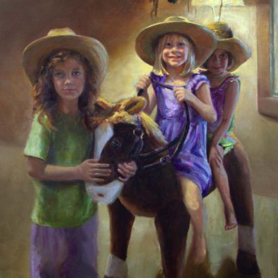 Giddy Up Cowgirls - Michelle Murray