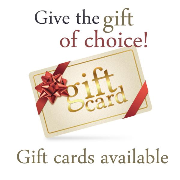 Gift Card - Give the Gift of Choice