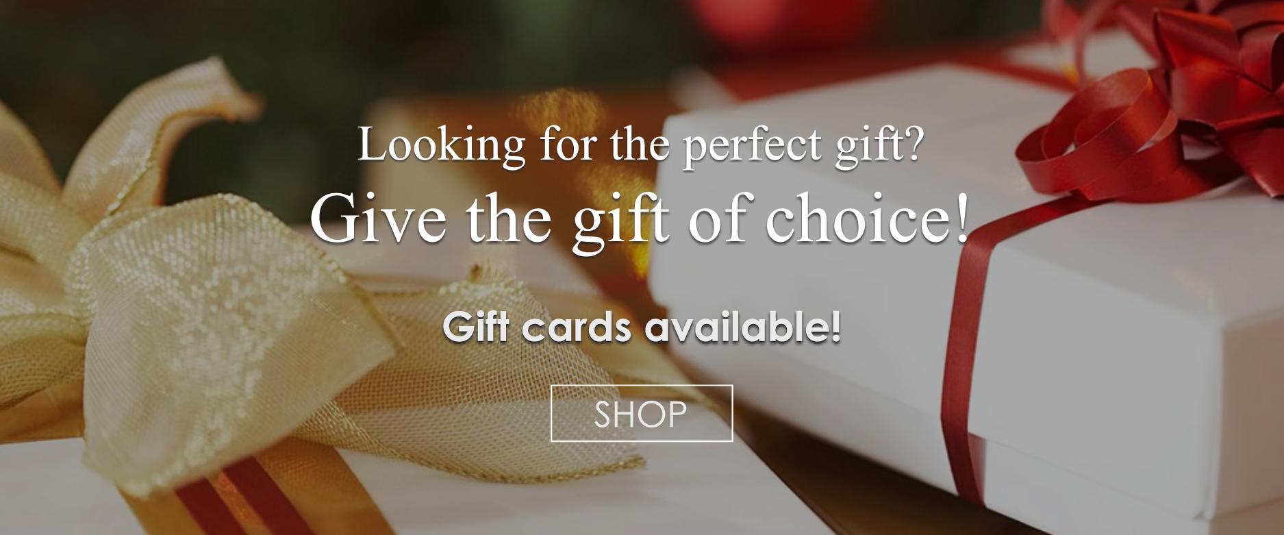 Gift Card Slide