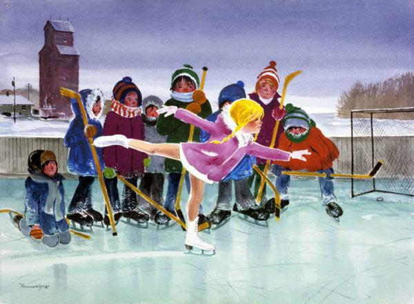 Girl from Saskatoon - Bill Brownridge