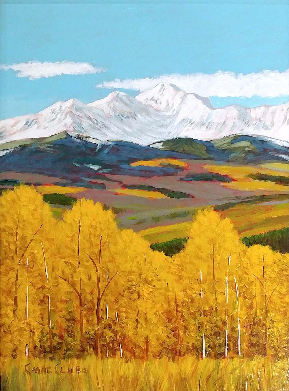 Golden Hills - Chris MacClure