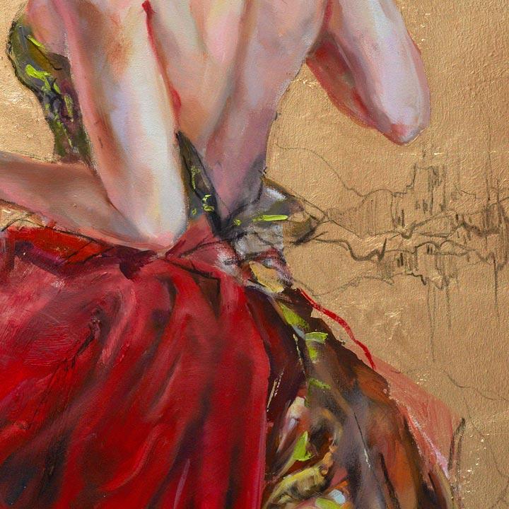 Golden Kingdom 4 - Detail 1 - Anna Razumovskaya