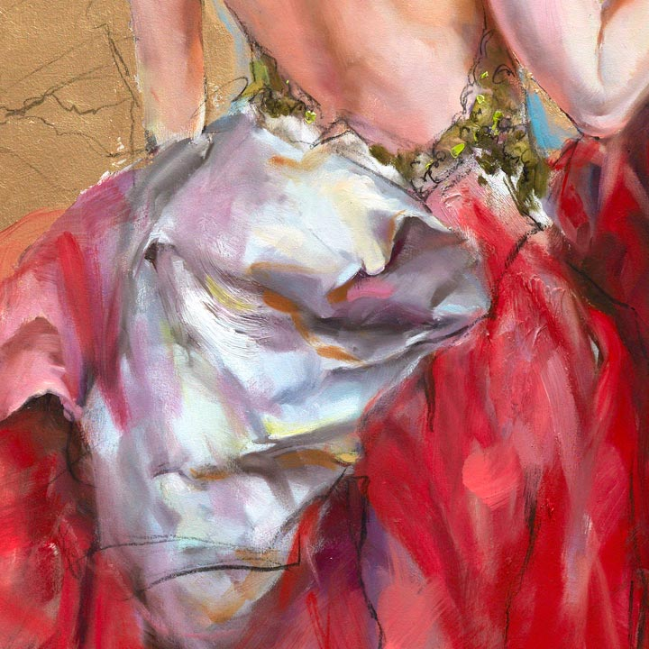 Golden Kingdom 4 - Detail 2 - Anna Razumovskaya