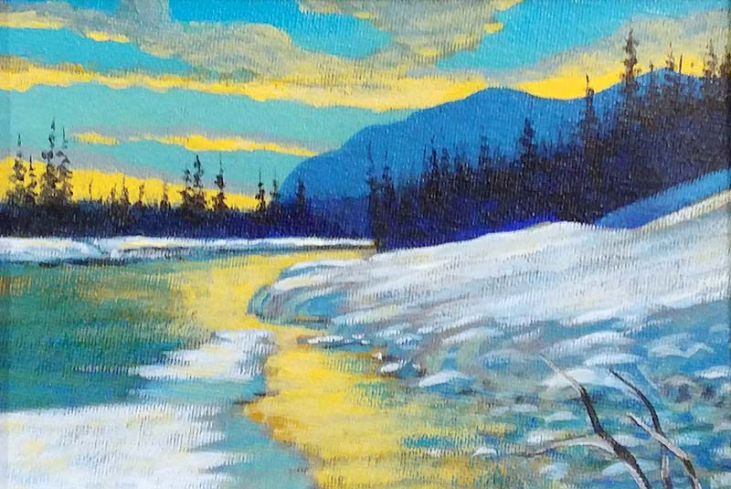 Golden River - Chris MacClure