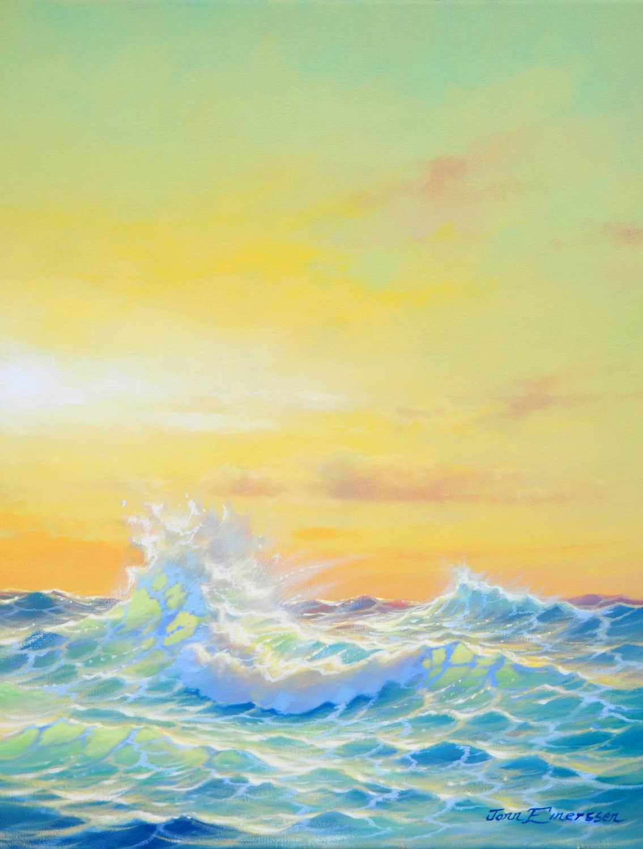 Golden Wave Jonn Einerssen