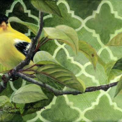 Goldfinch - Cindy Sorley-Keichinger