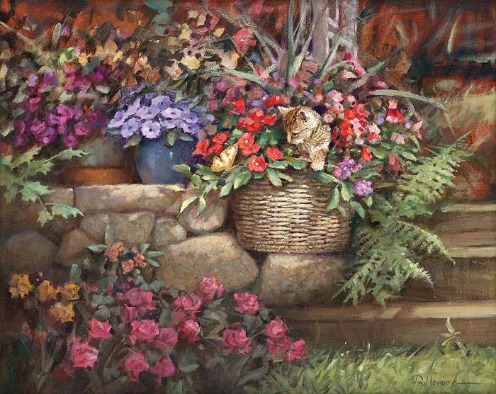 Good Boy Among the Flowers - Paul Landry
