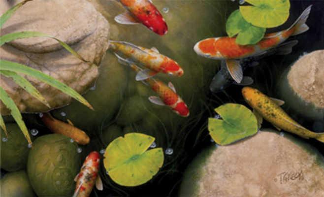 Good Luck Pond #2 Terry Gilecki