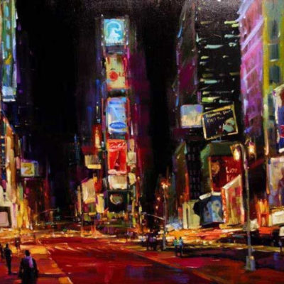 Good Times Square Michael Flohr