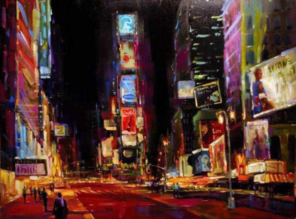 Good Times Square Michael Flohr