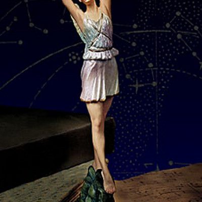 Grace The Faerie Muse Of Dance Porcelain James Christensen