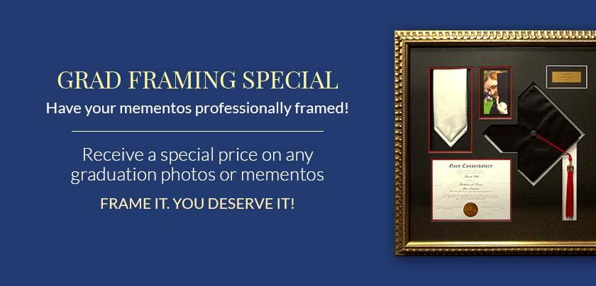 Grad Framing Special