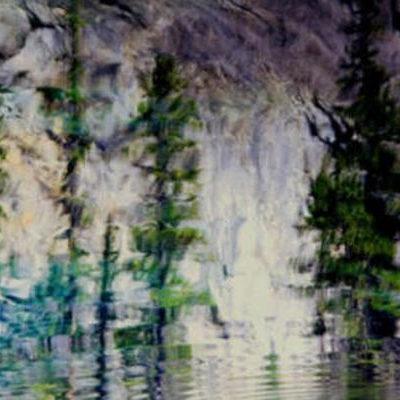 Grassi Lake, Study #3 Frank Grisdale