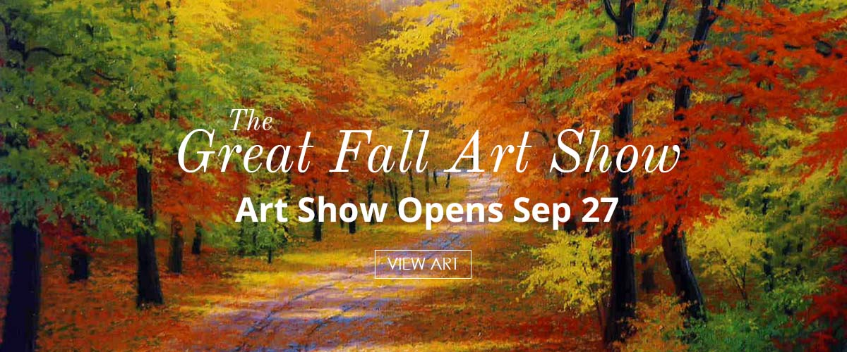 The Great Fall Art Show