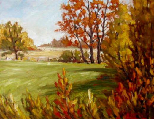 Green Pastures Audrey Pfannmuller