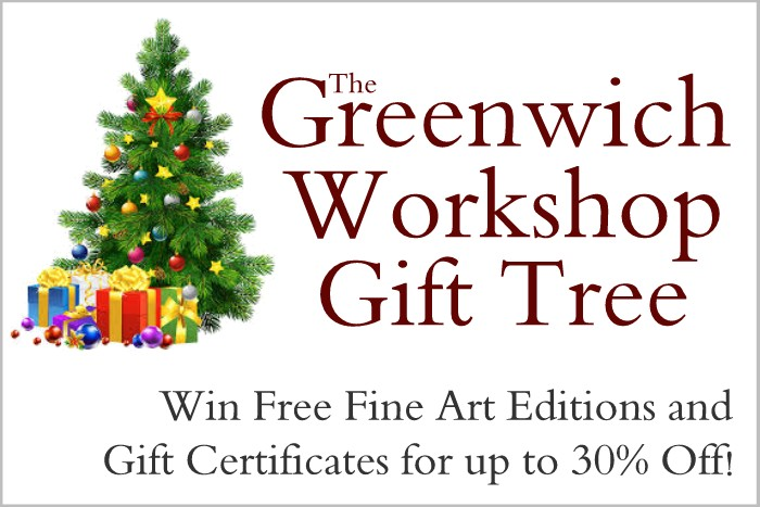Greenwich Gift Tree Tile