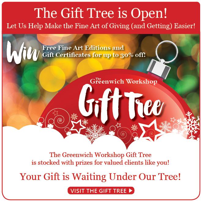 Greenwich Workshop Gift Tree Now Open