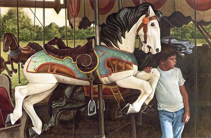 Guelph Carousel Ken Danby