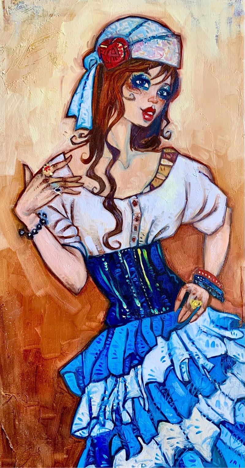 Gypsy - Todd White
