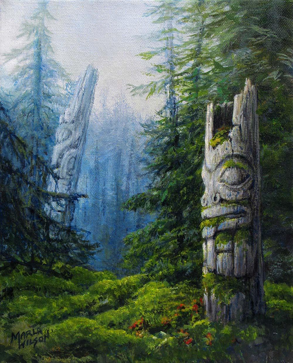 Haida - Marla Wilson