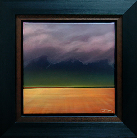 Hail Clouds by Dean McLeod