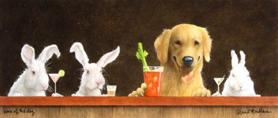 Hare of the Dog Blonde - Will Bullas