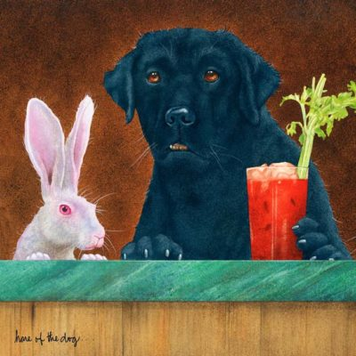 Hare of the Dog - Will Bullas