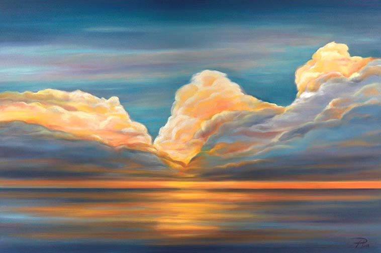Head in the Clouds - Tanya Jean Peterson