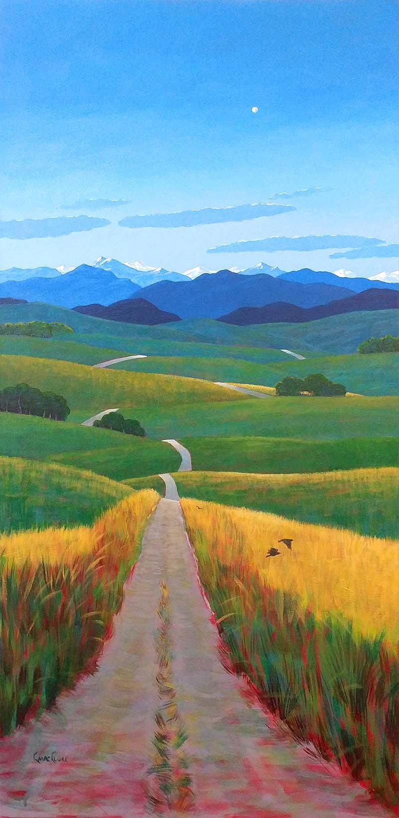 Heading West - Chris MacClure