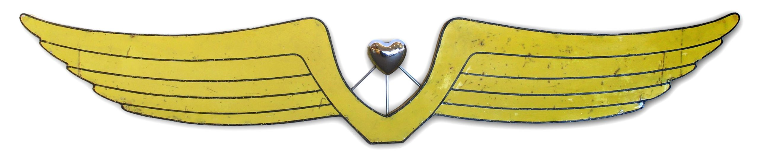Heart with Wings - Dean McLeod