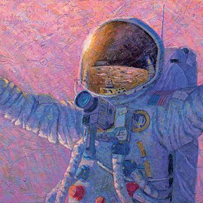 Hello Universe Alan Bean