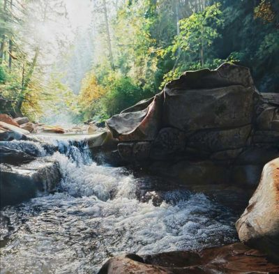 Hidden Stream - Richard Mravik