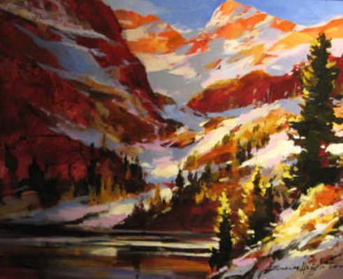 High Country Brent Heighton