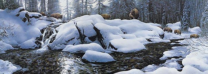 High Creek Crossing - Stephen Lyman