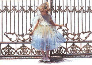 Hold Onto The Gate Steve Hanks