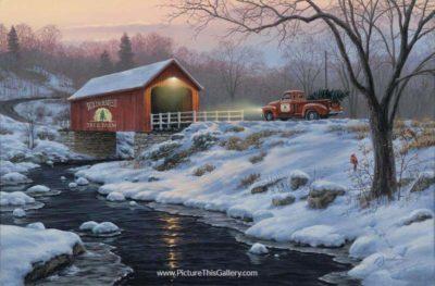 Holiday Traditions - Darrell Bush