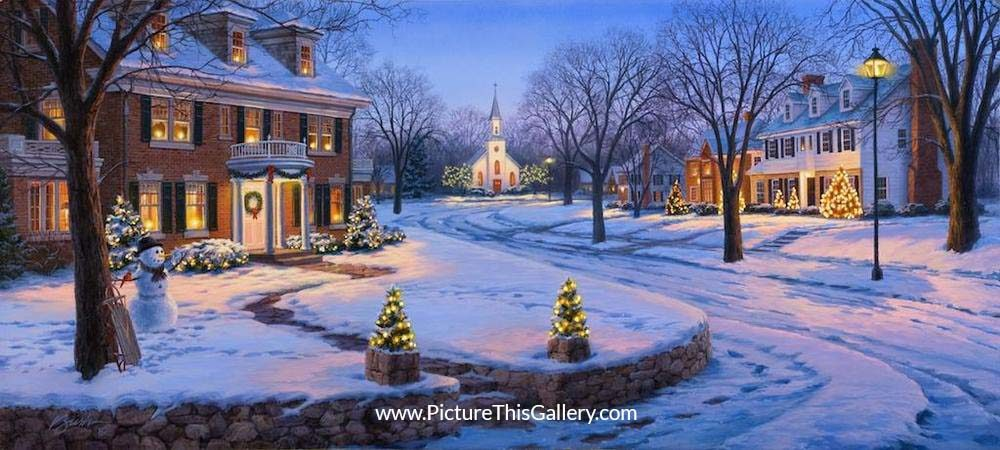Home for the Holidays - Darrell Bush