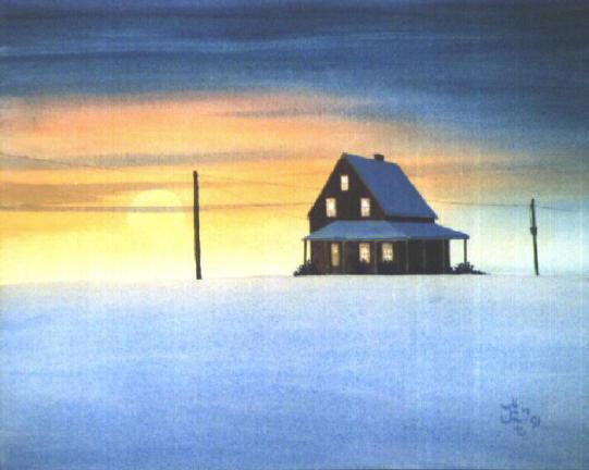 Home On The Prairies Jack Ellis