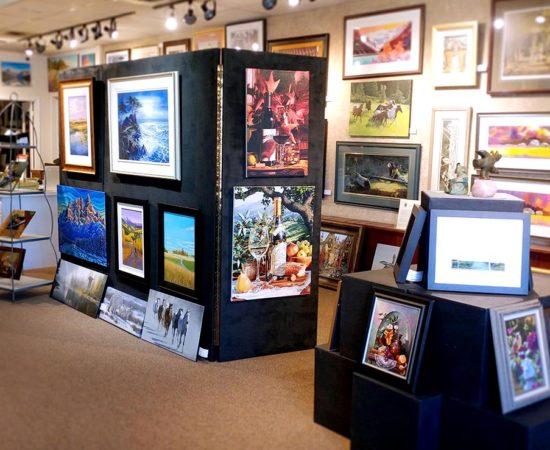 Homepage - Inside Gallery