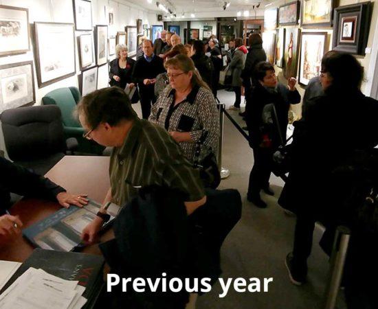 Homepage - Robert Bateman Evening - Signing Session (5)