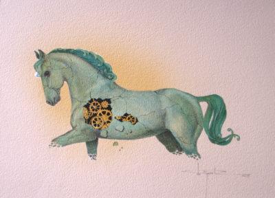 Horse II Henri De Groot