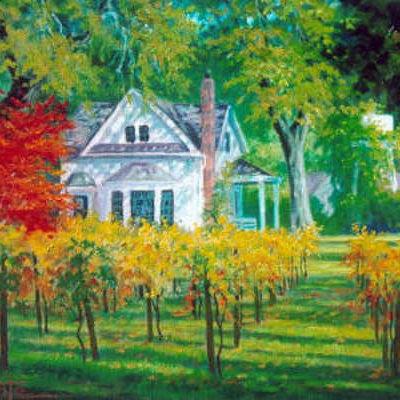 House On Dunbar Lane Charles White