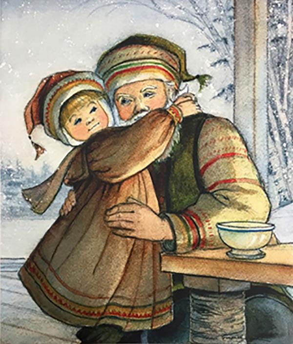 Hugs of Love - Trisha Romance