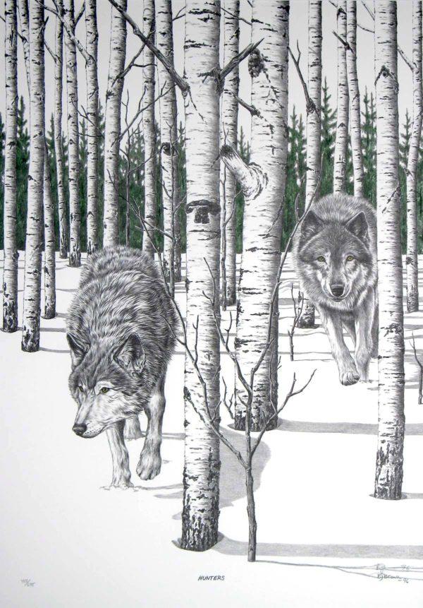 Hunters - Bernie Brown